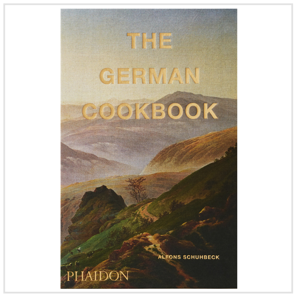 The German Cookbook by Phaidon