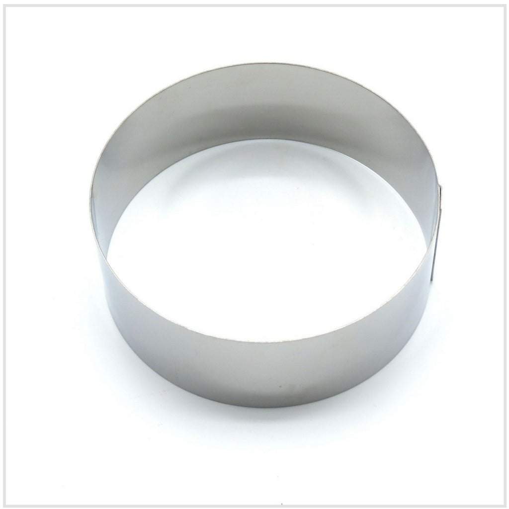 Gobel Food Ring Stainless Steel 12cm