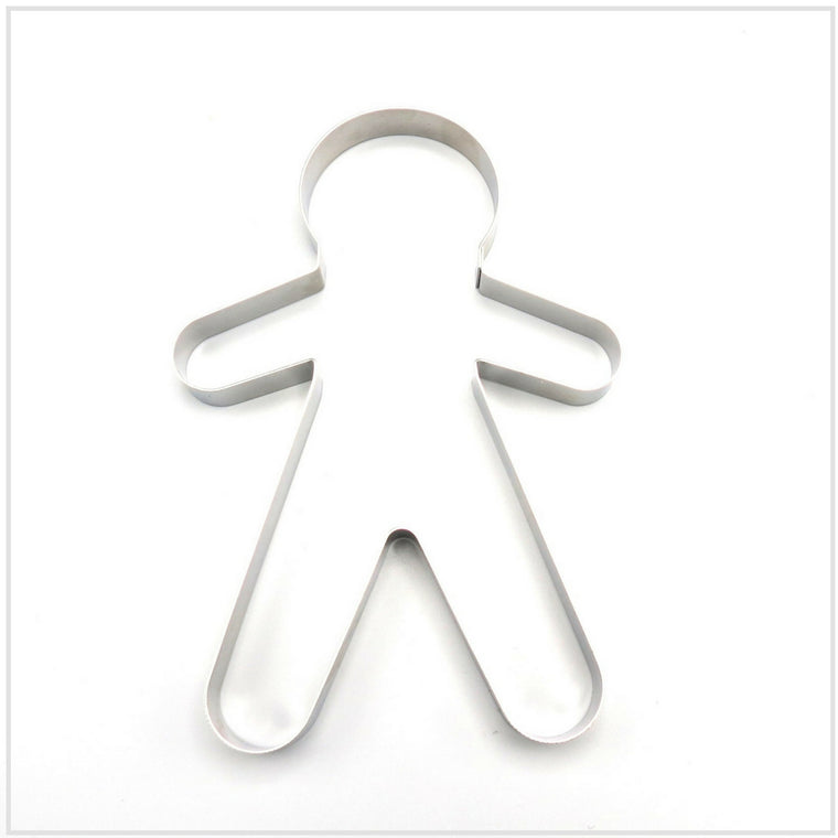 Gingerbread Man Cookie Cutter Medium