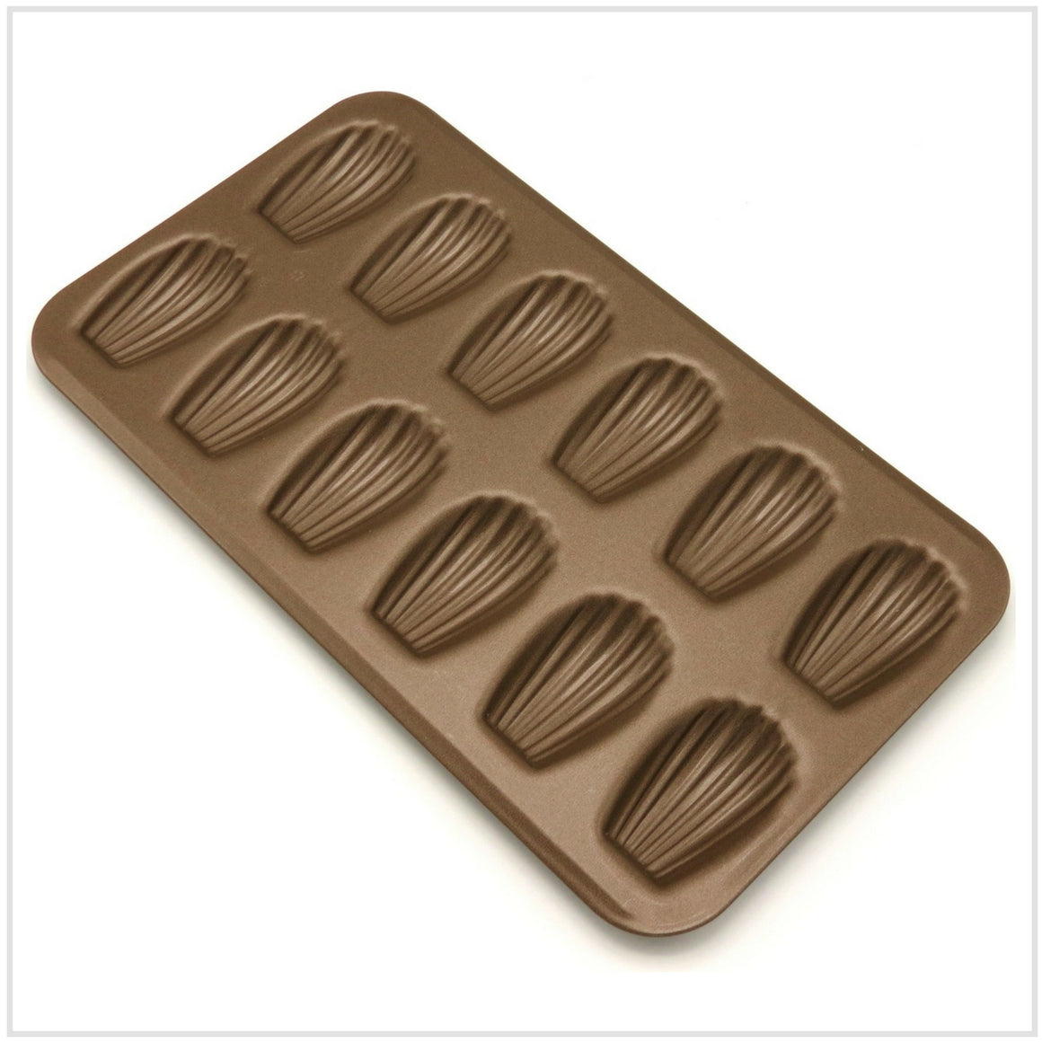 Gobel Non Stick Madeleine Baking Sheet - 12 Cakes