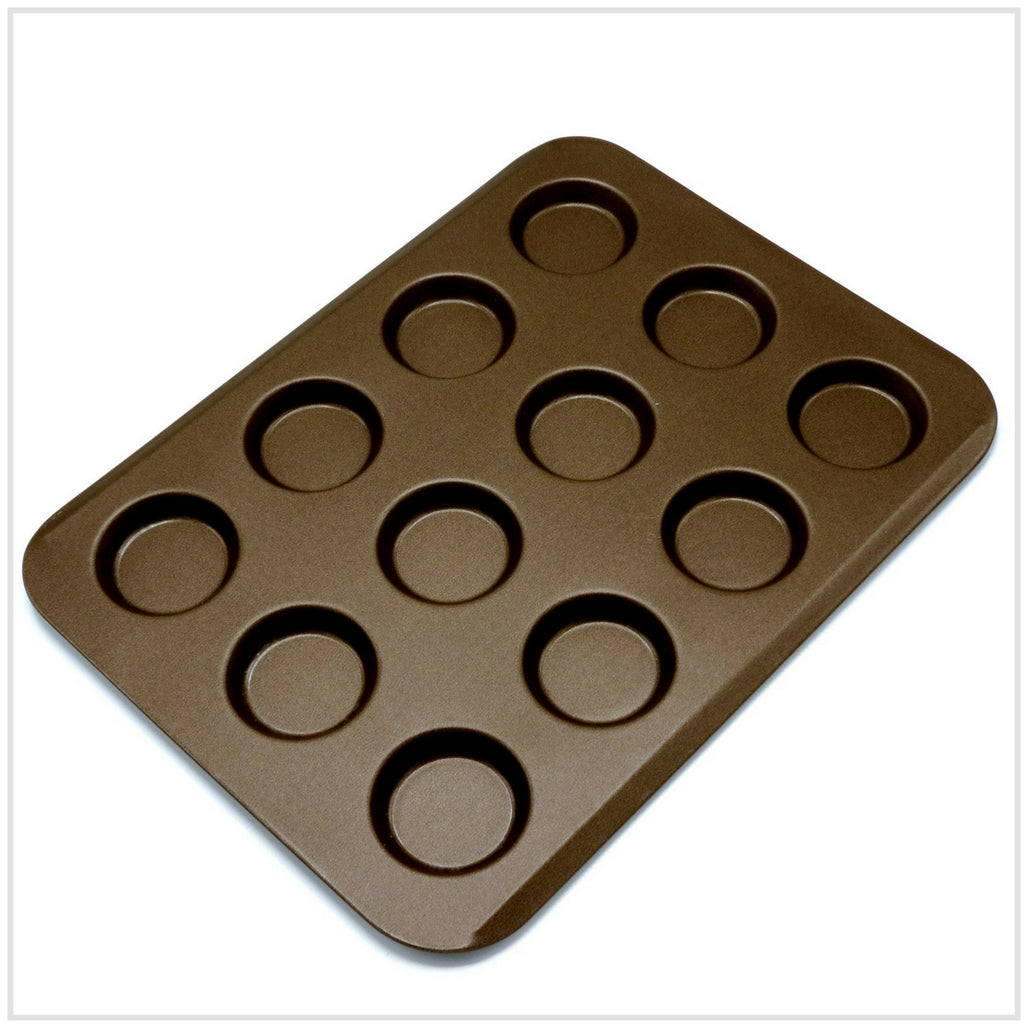 Gobel Non Stick Mini Tartlet Tray
