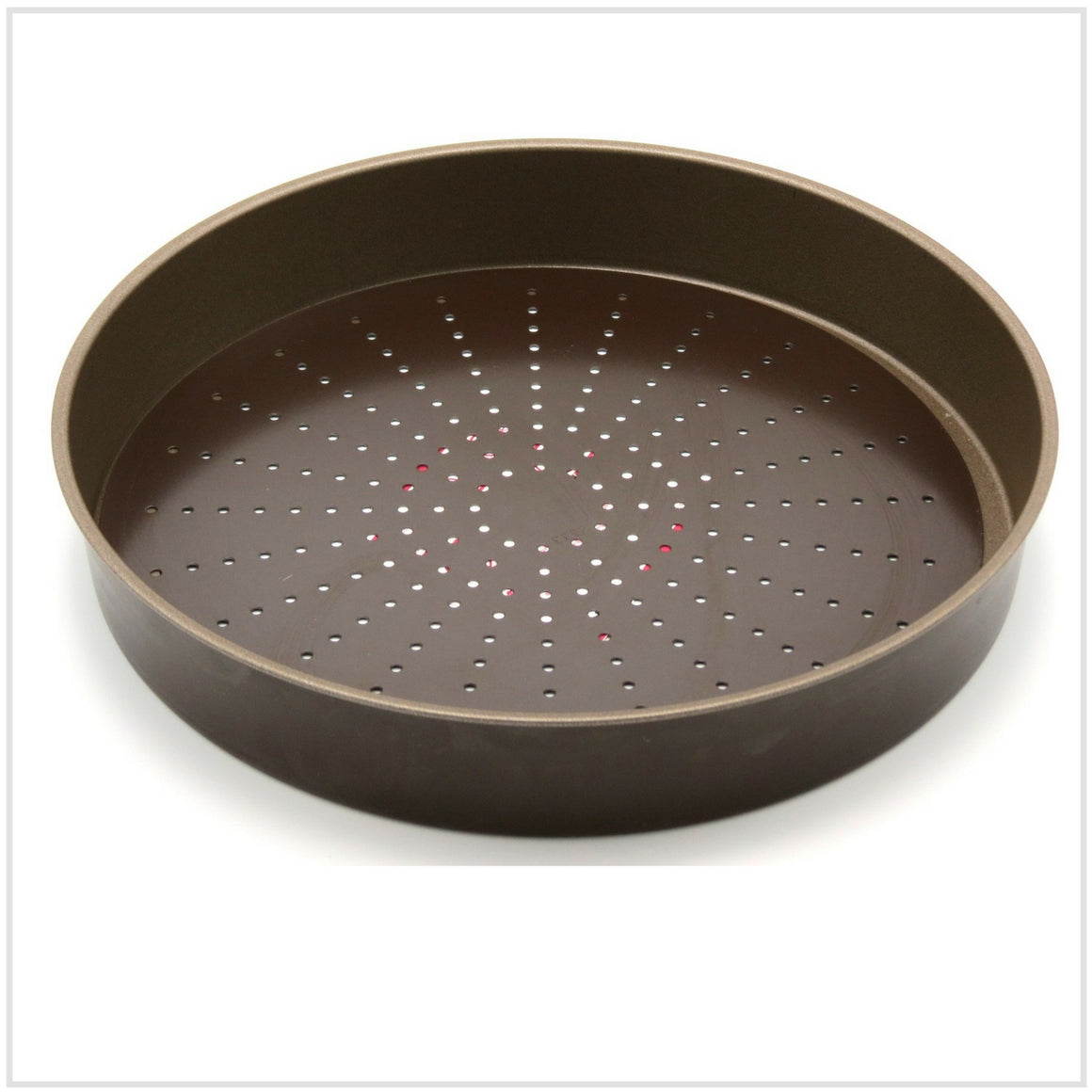 Pie Pan with Removable Perforated Bottom 26cm