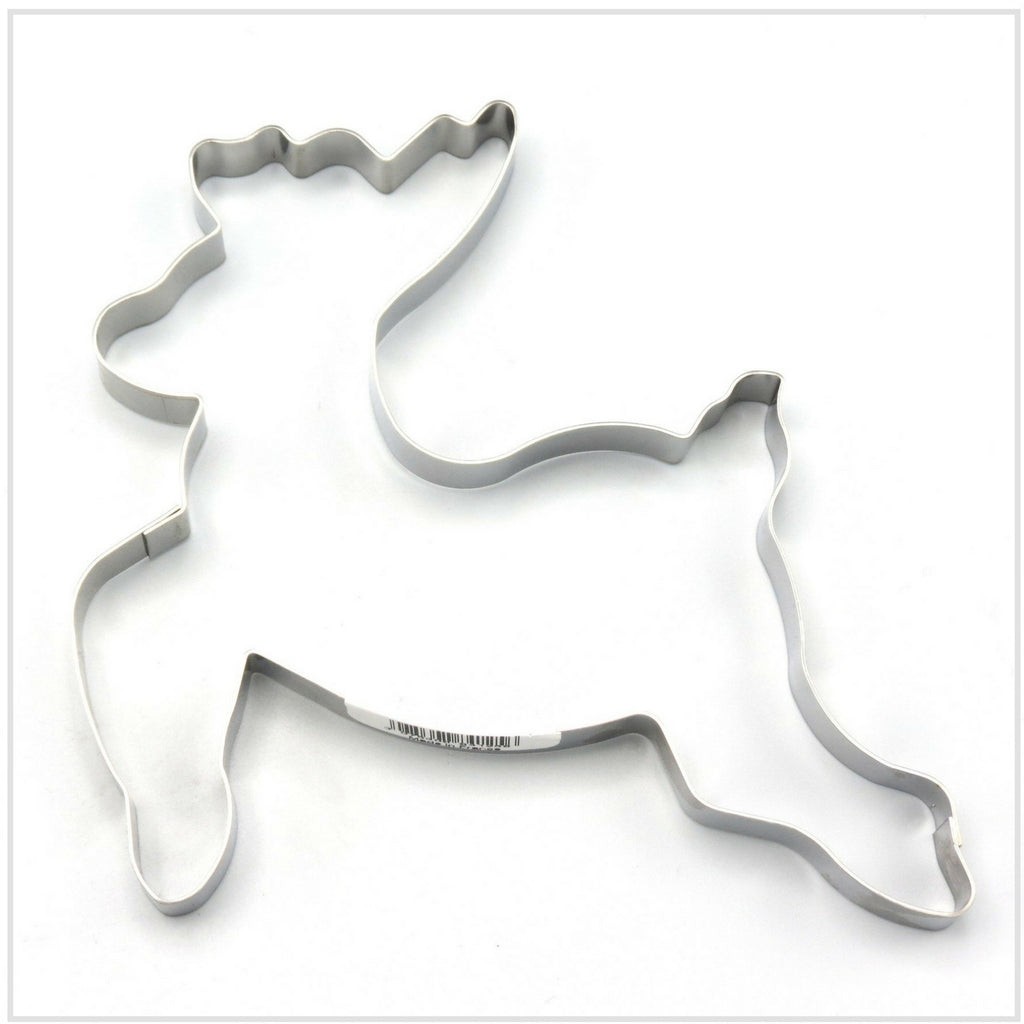 Gobel Large Reindeer Cookie Cutter