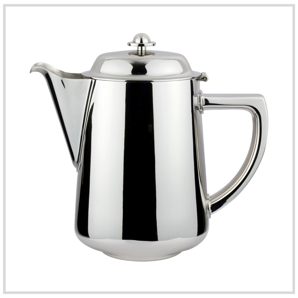 Ilsa Impero Stainless Steel Coffee Pot - 4 Cups