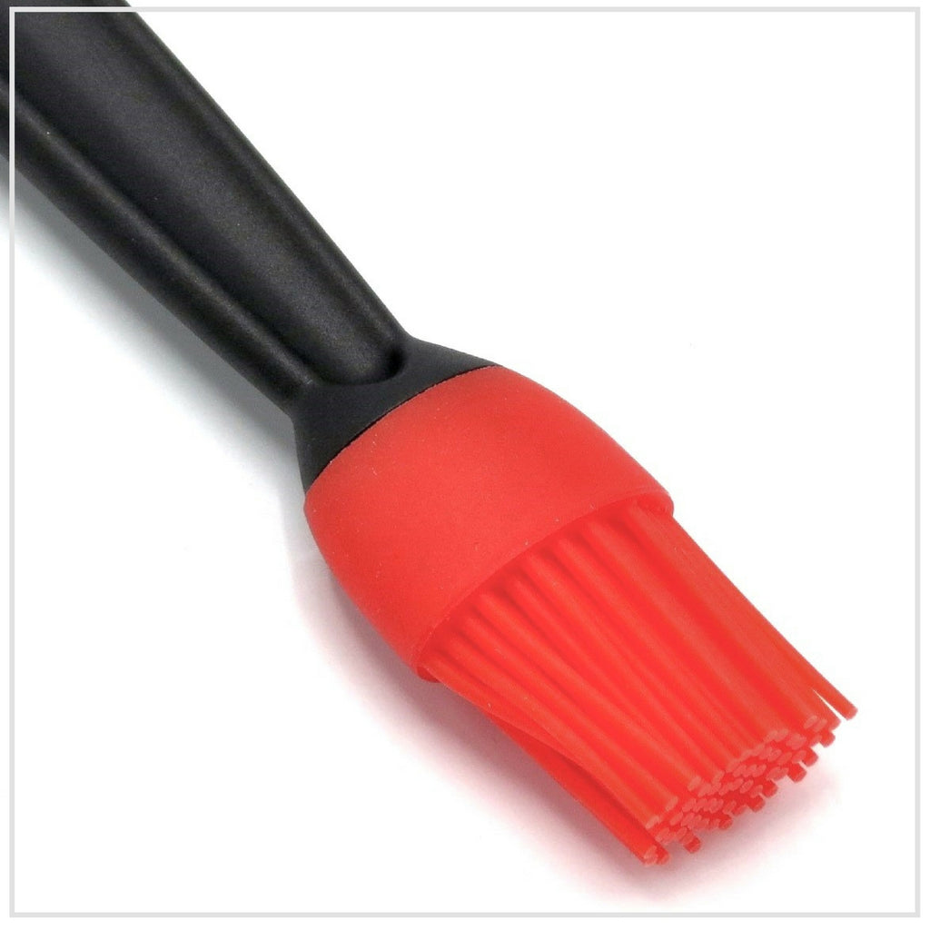 Silicone Pastry Brush Red