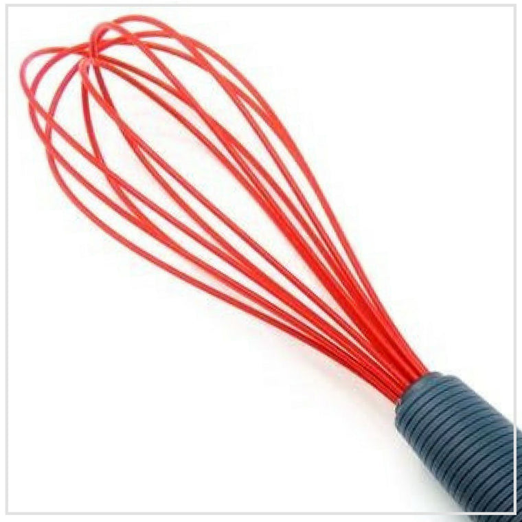 Kuhn Rikon Whisk Silicone Red
