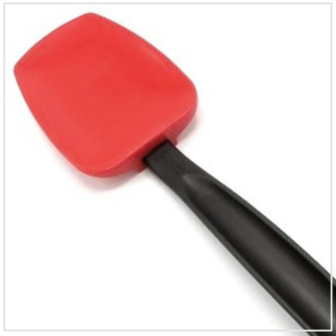 Silicone Spoon Red