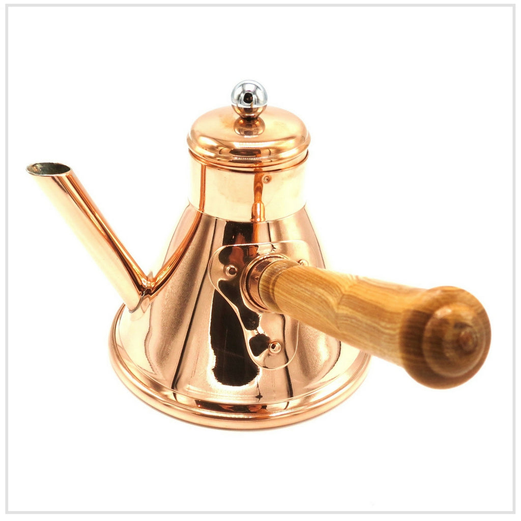 Mauviel M'Tradition Copper Coffee Pot