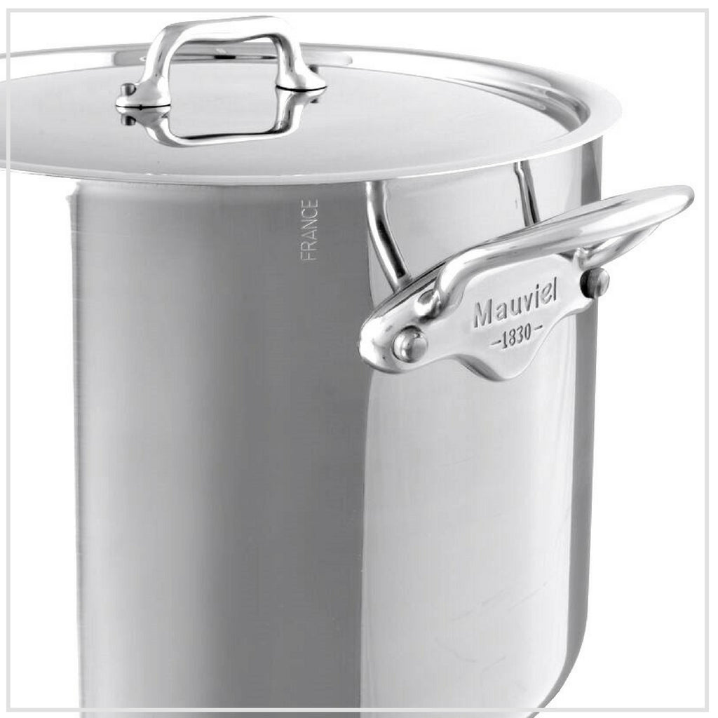 M'Cook Stockpot with Lid 24cm