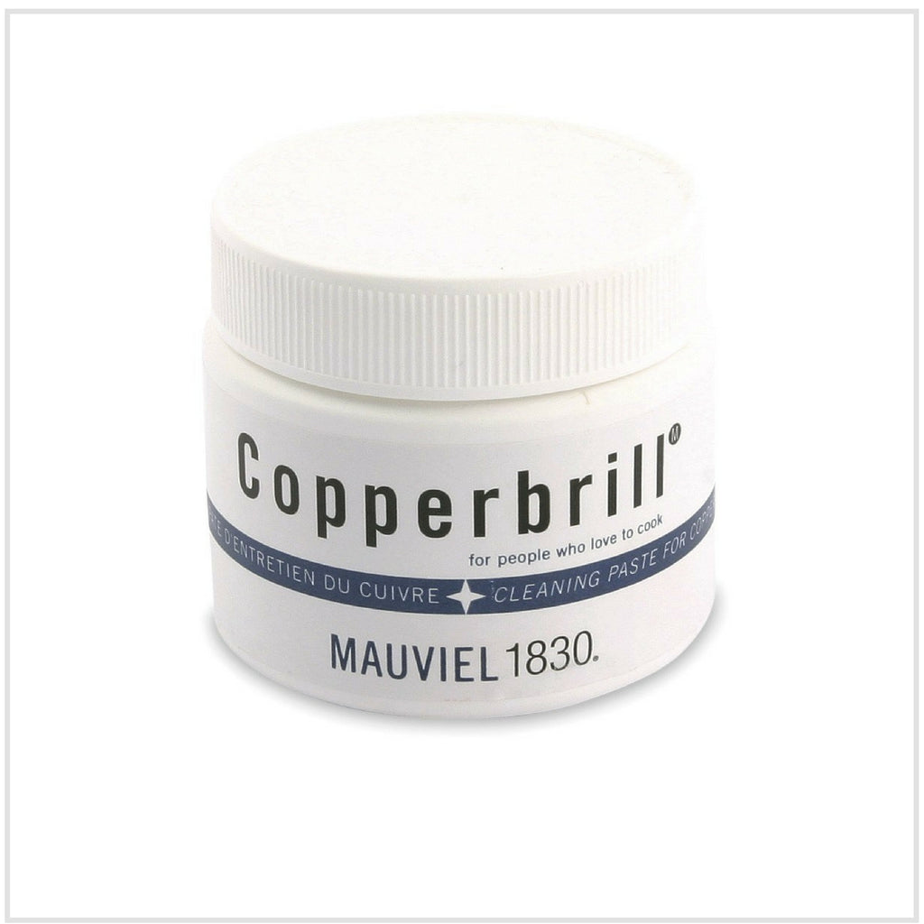Mauviel CopperBrill Cleaner for Copper Pots