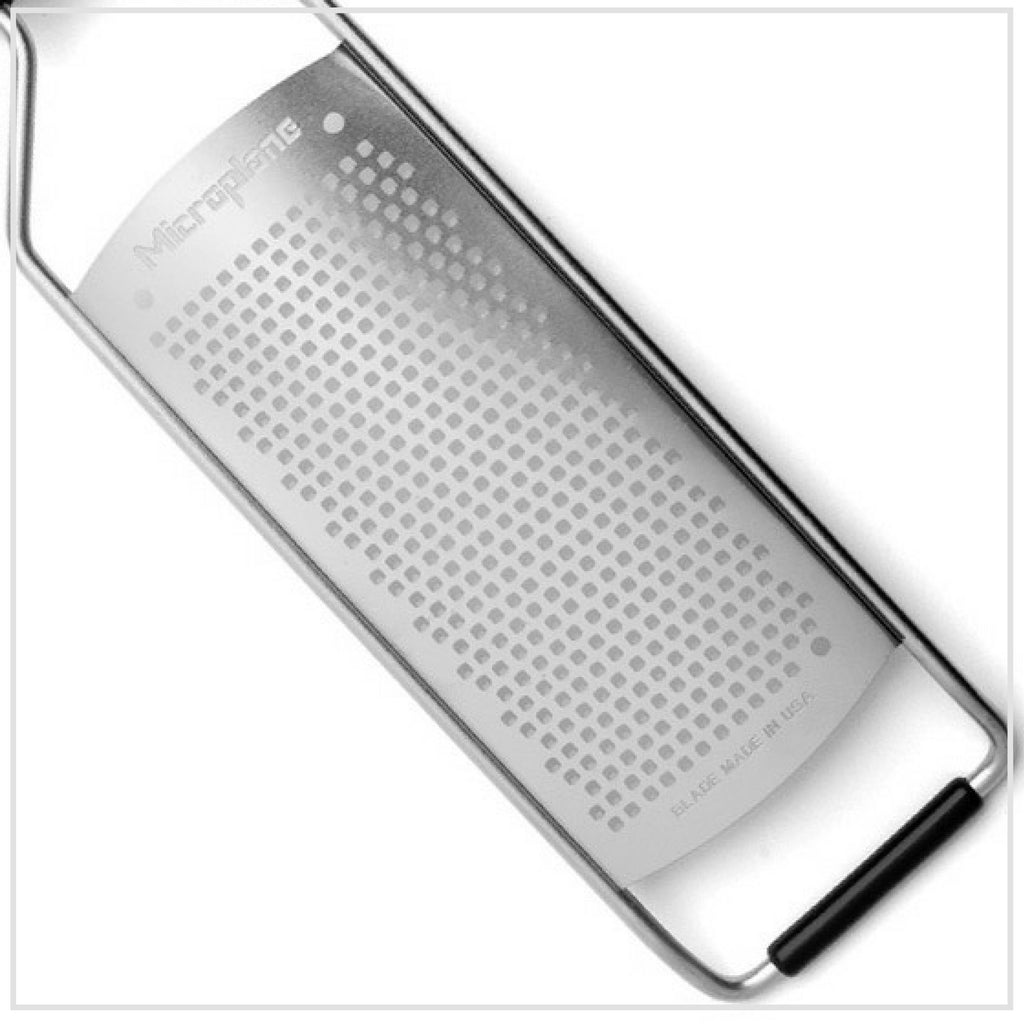 Microplane Gourmet Grater Fine in Black