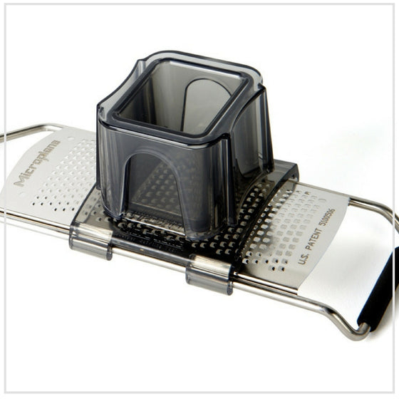 Microplane Gourmet Grater - Slider Attachment