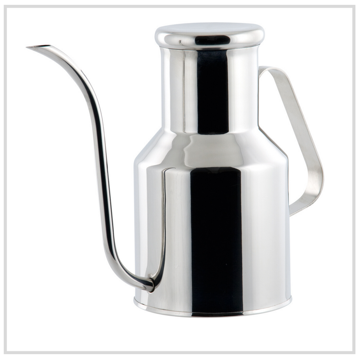 Ilsa Stainless Steel Oil Pourer - 500ml