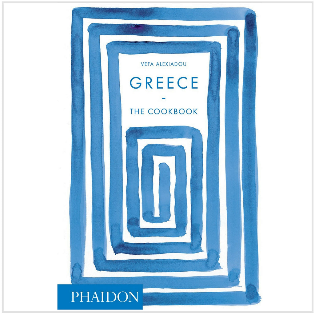 Greece: The Cookbook by Phaidon