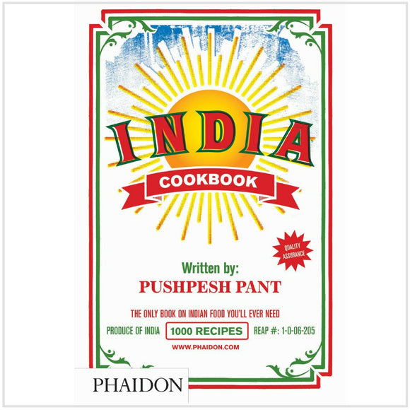 India: The Cookbook by Phaidon