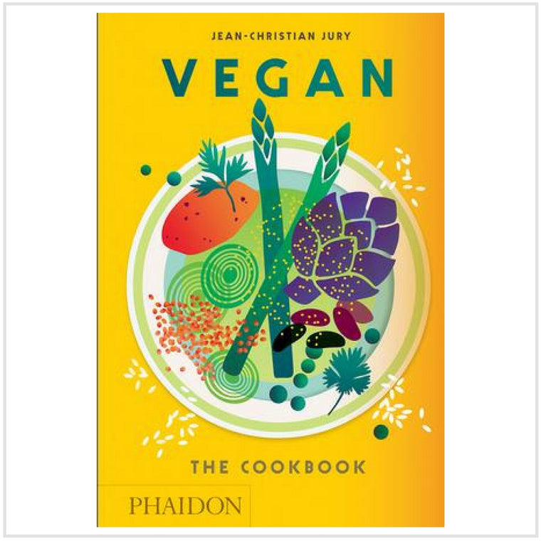 Vegan The Cookbook by Phaidon