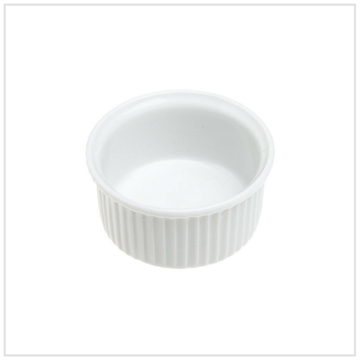 Pillivuyt Porcelain Mini Ramekin