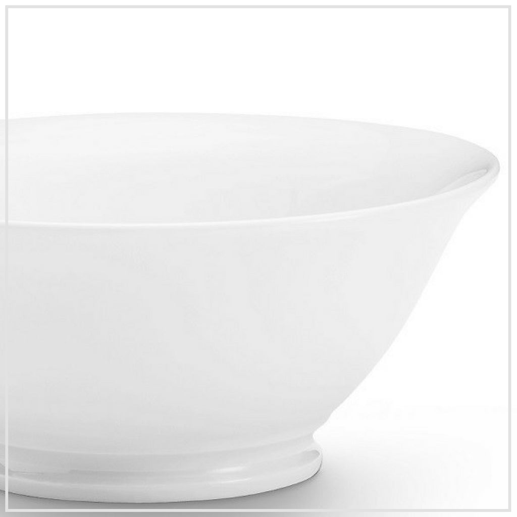 Pillivuyt Porcelain Salad Bowl No12