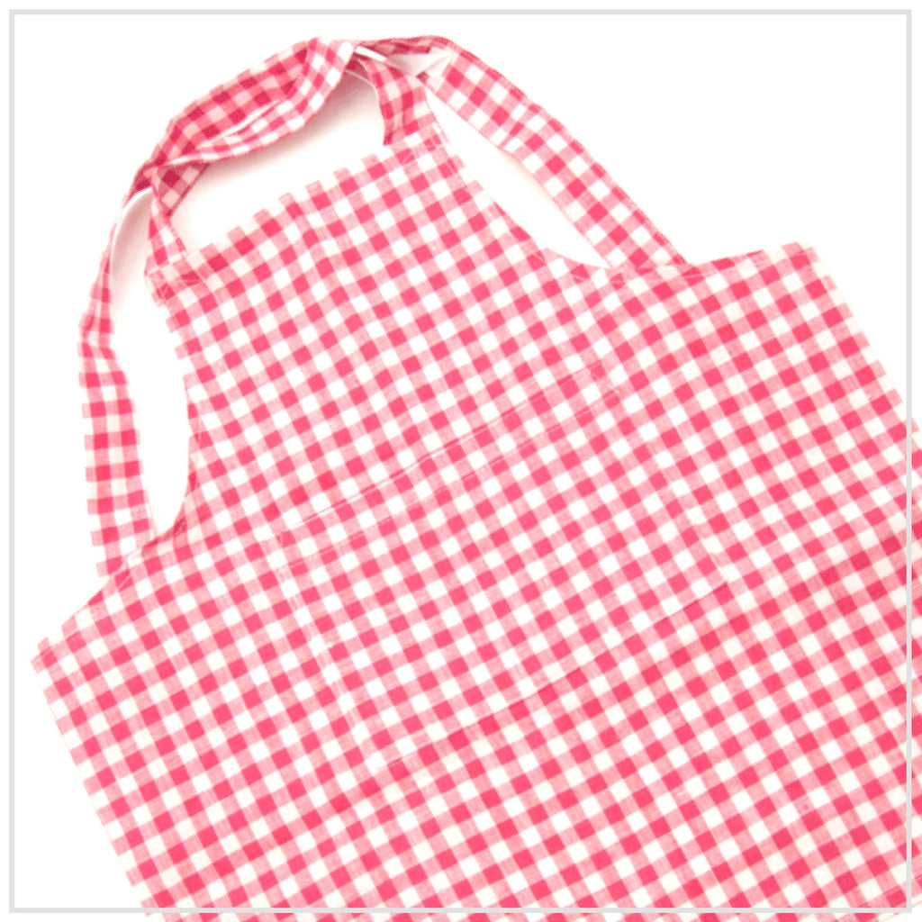 Kids Apron Red