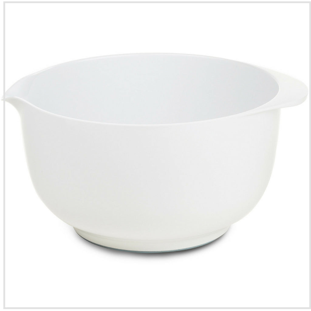 Mixing Bowl White 3L