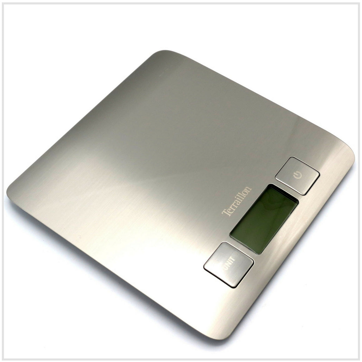 Terraillon Ultra Slim Stainless Steel Scale