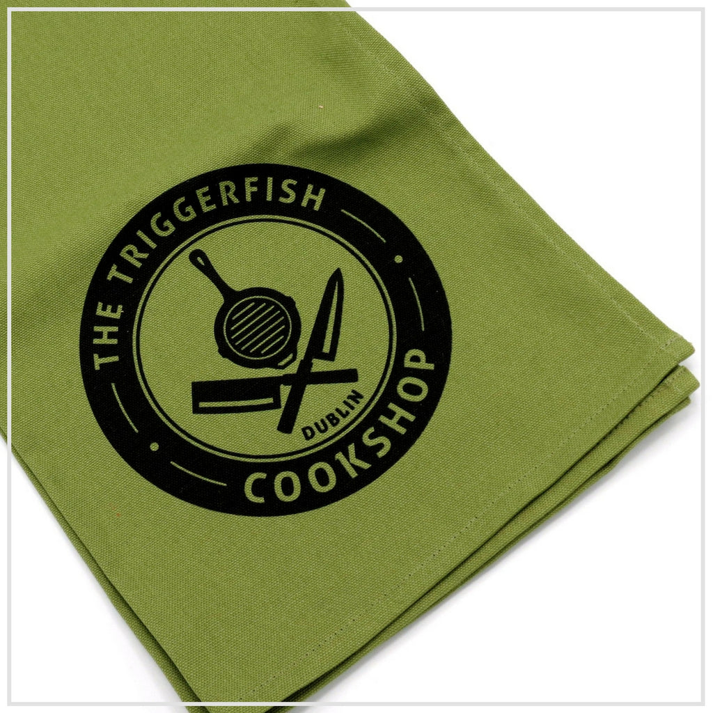The Triggerfish Cookshop Kitchen Towel