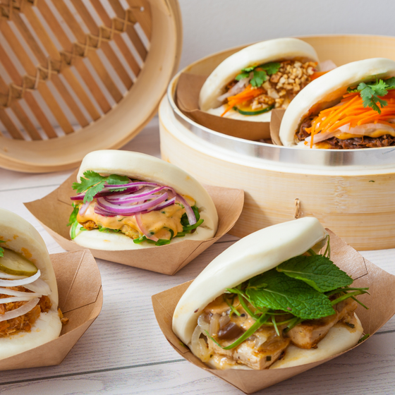 Bao Bun Workshop | Sat 9 May | 11.00 to 13.30