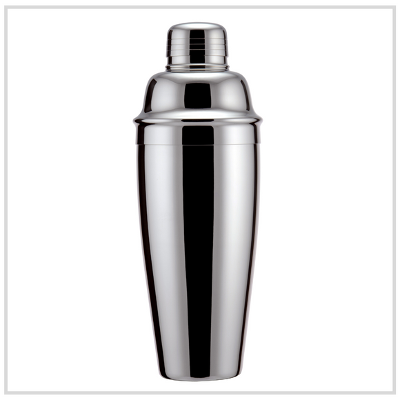 Ilsa Professional Cocktail Shaker - Stainless Steel - 500ml