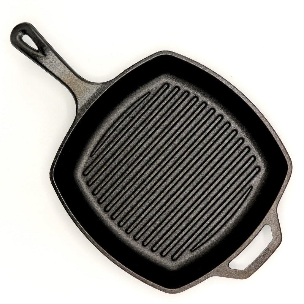 Lodge Square Cast Iron Fat Free Fryer 26cm