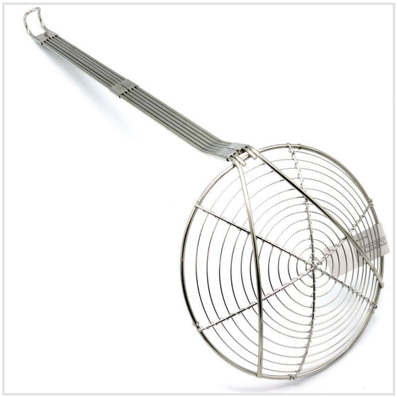 Gobel Woven Frying Skimmer Stainless Steel