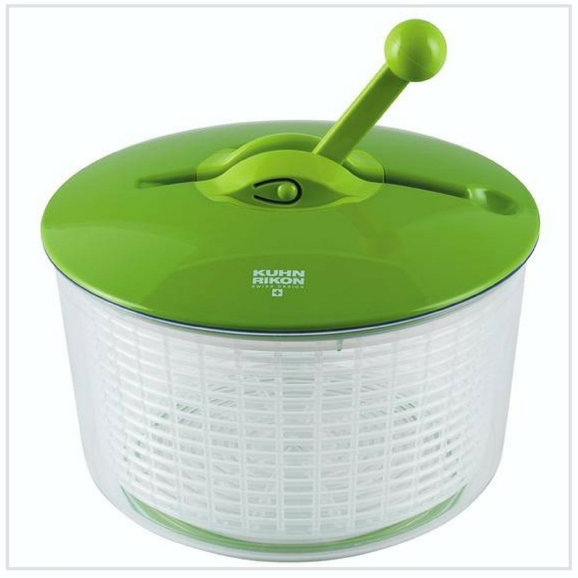 Ratchet Salad Spinner