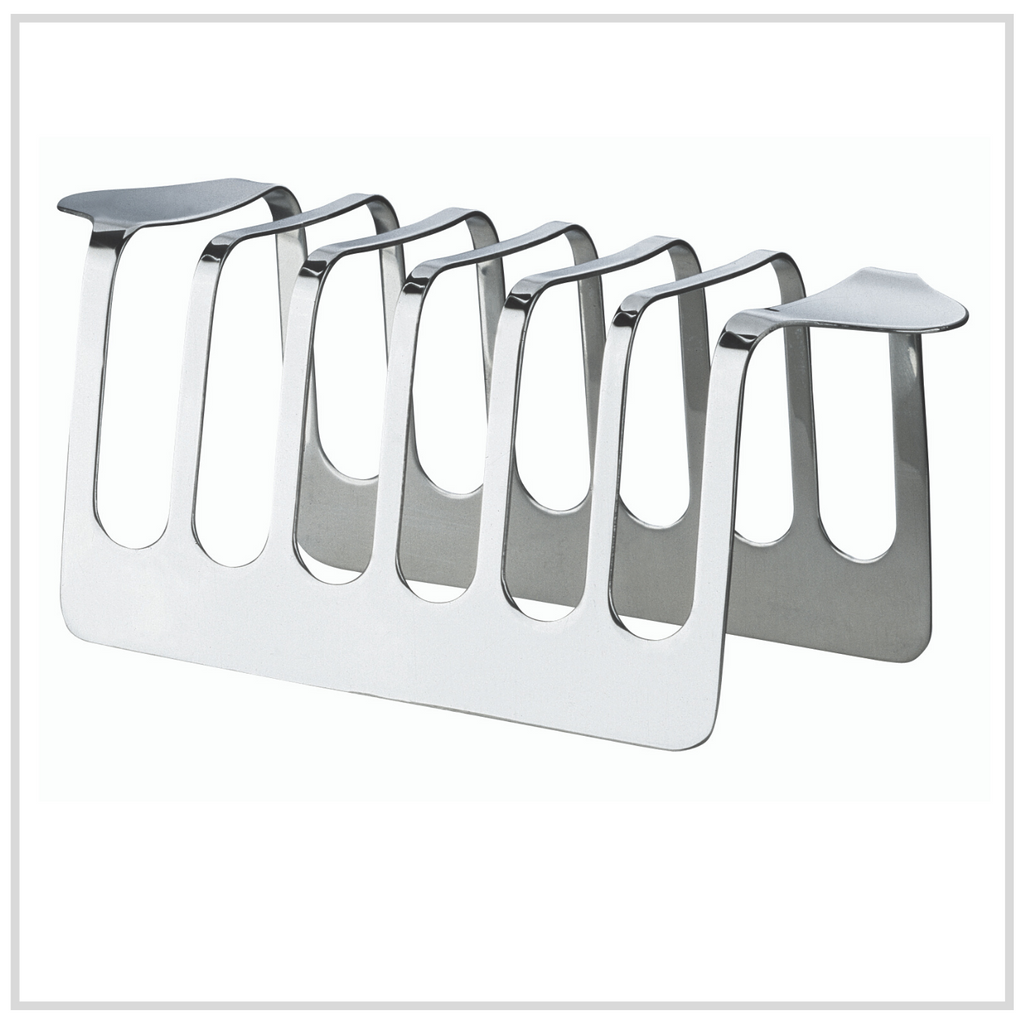 Ilsa Stainless Steel Toast Rack