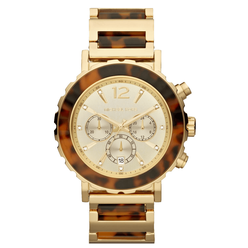 Michael Kors Ladies' Lillie Chronograph Watch MK5790