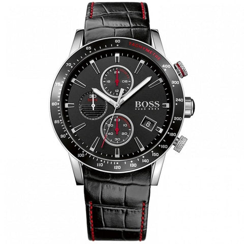 Hugo Boss Men's Rafale Chronograph Watch 1513390 - JB Watches