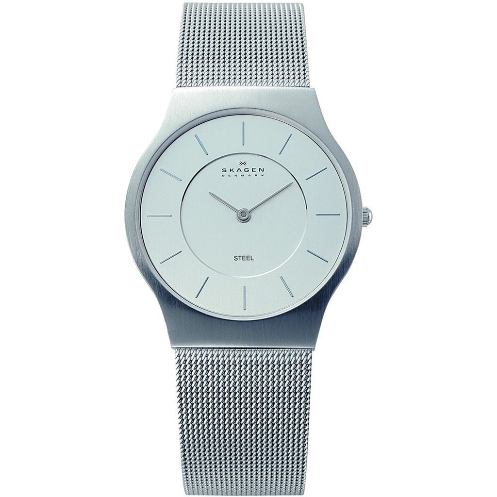 Skagen Men's Grenen Watch 233LSS - JB Watches