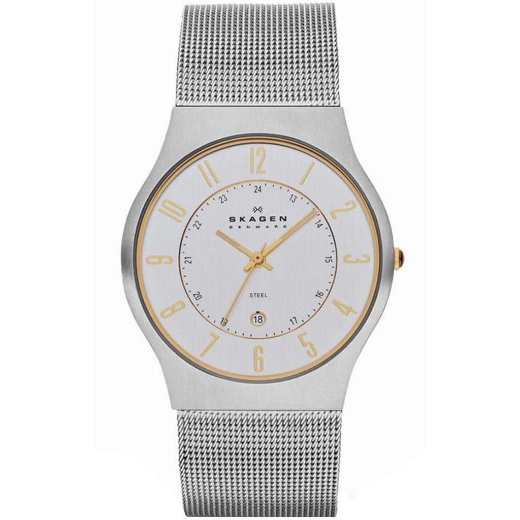 Skagen Men's Grenen Watch 233XLSGS