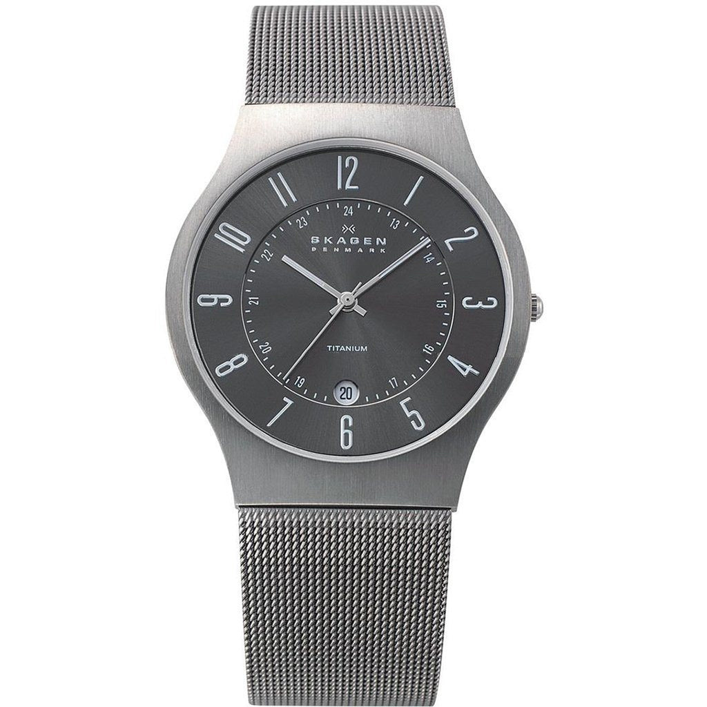 Skagen Men's Grenen Watch 233XLTTM - JB Watches