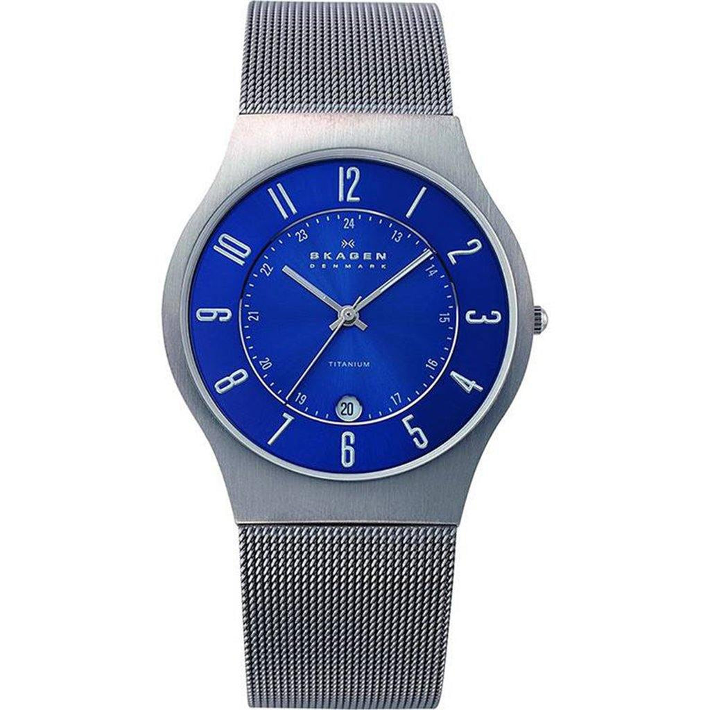 Skagen Men's Grenen Watch 233XLTTN