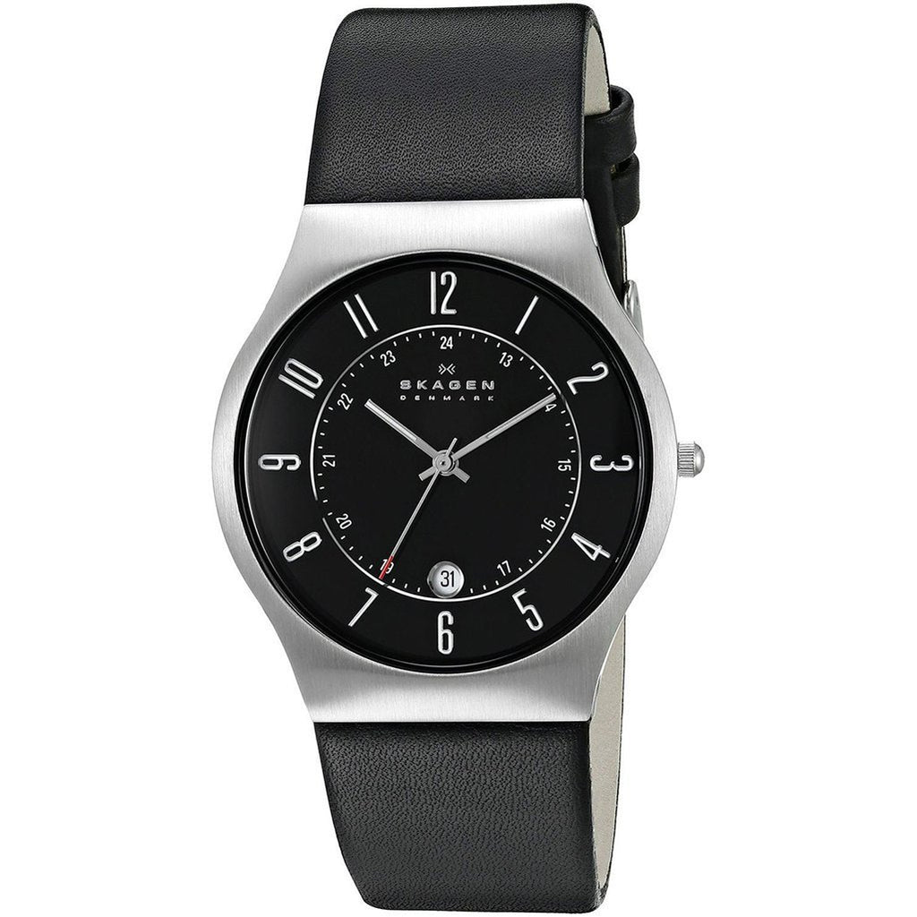 Skagen Men's Grenen Watch 233XXLSLB - JB Watches