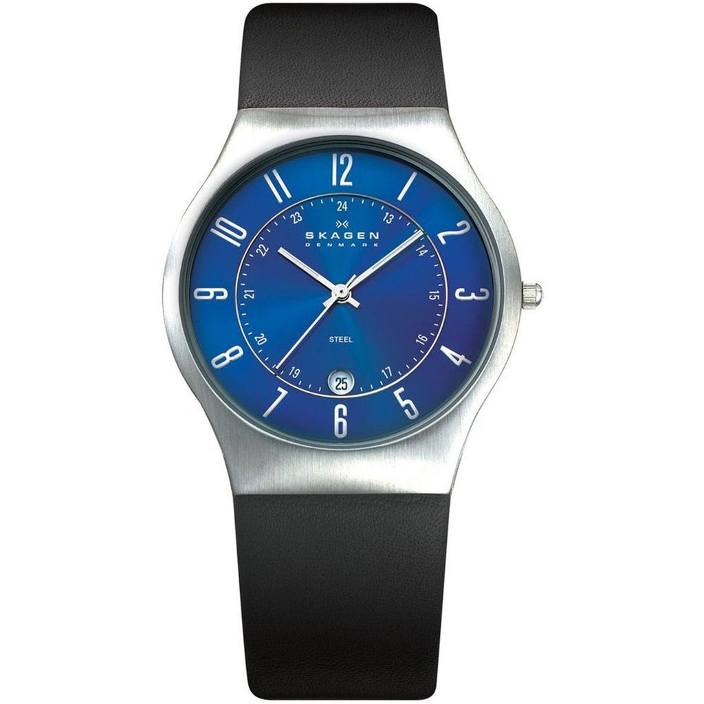 Skagen Men's Grenen Watch 233XXLSLN - JB Watches
