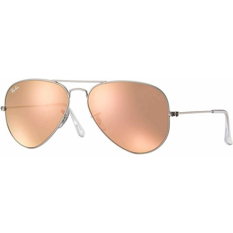 Ray-Ban Unisex Aviator Sunglasses (RB3025-019/Z2-55) - JB Watches