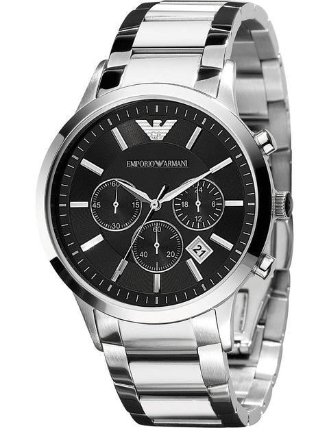 Emporio Armani Men's Chronograph Watch AR2434 - JB Watches