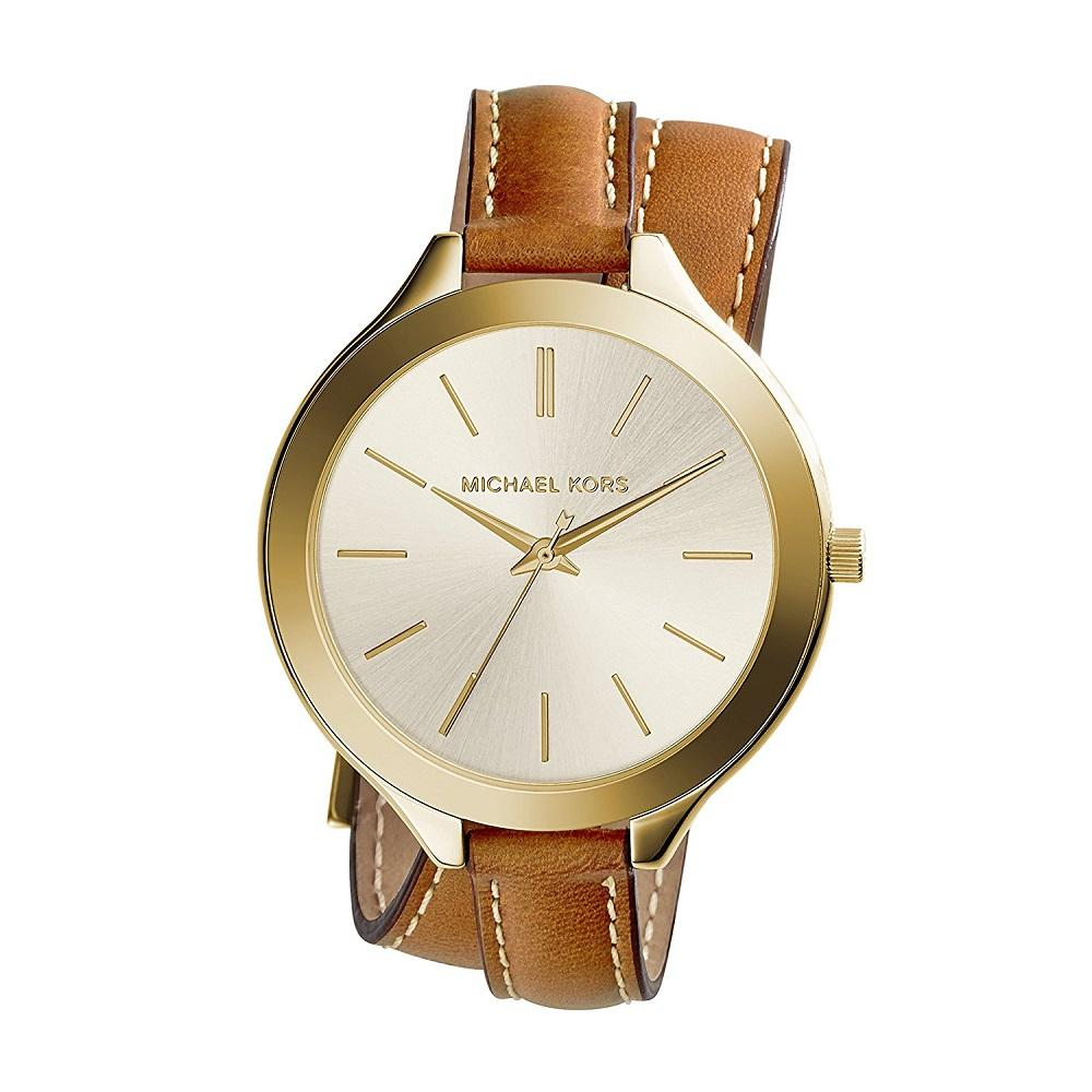 Michael Kors Ladies Slim Runway Watch MK2256 - JB Watches