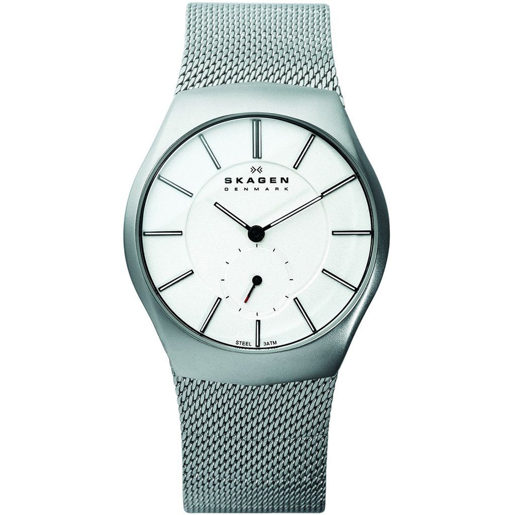 Skagen Men's Grenen Watch 916XLSSS - JB Watches