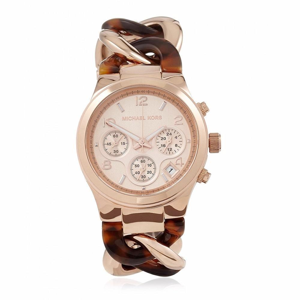 Michael Kors Ladies' Runway Chronograph Watch MK4269