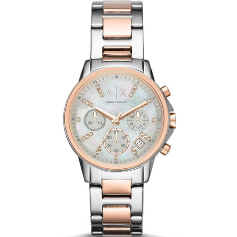 Armani Exchange Ladies' Chronograph Watch AX4331