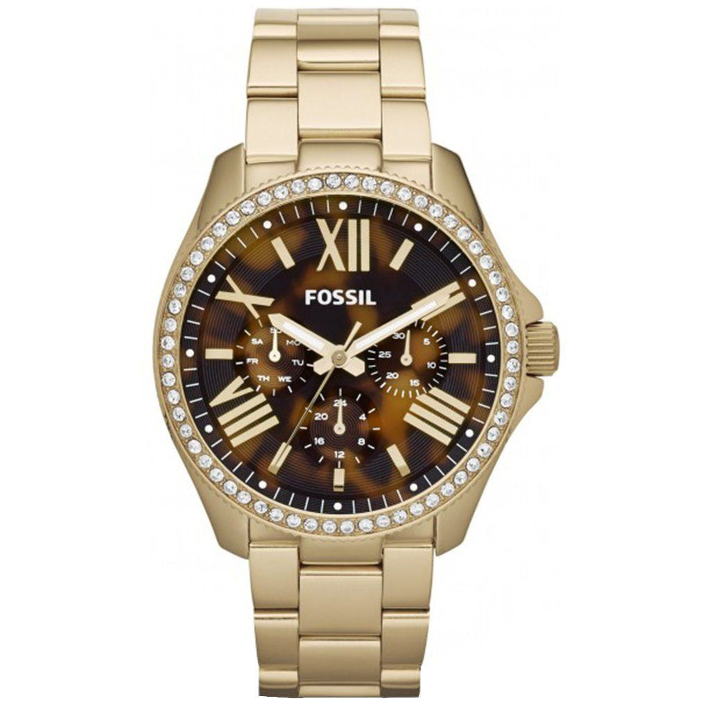 Fossil Ladies' Cecile Chronograph Watch AM4498