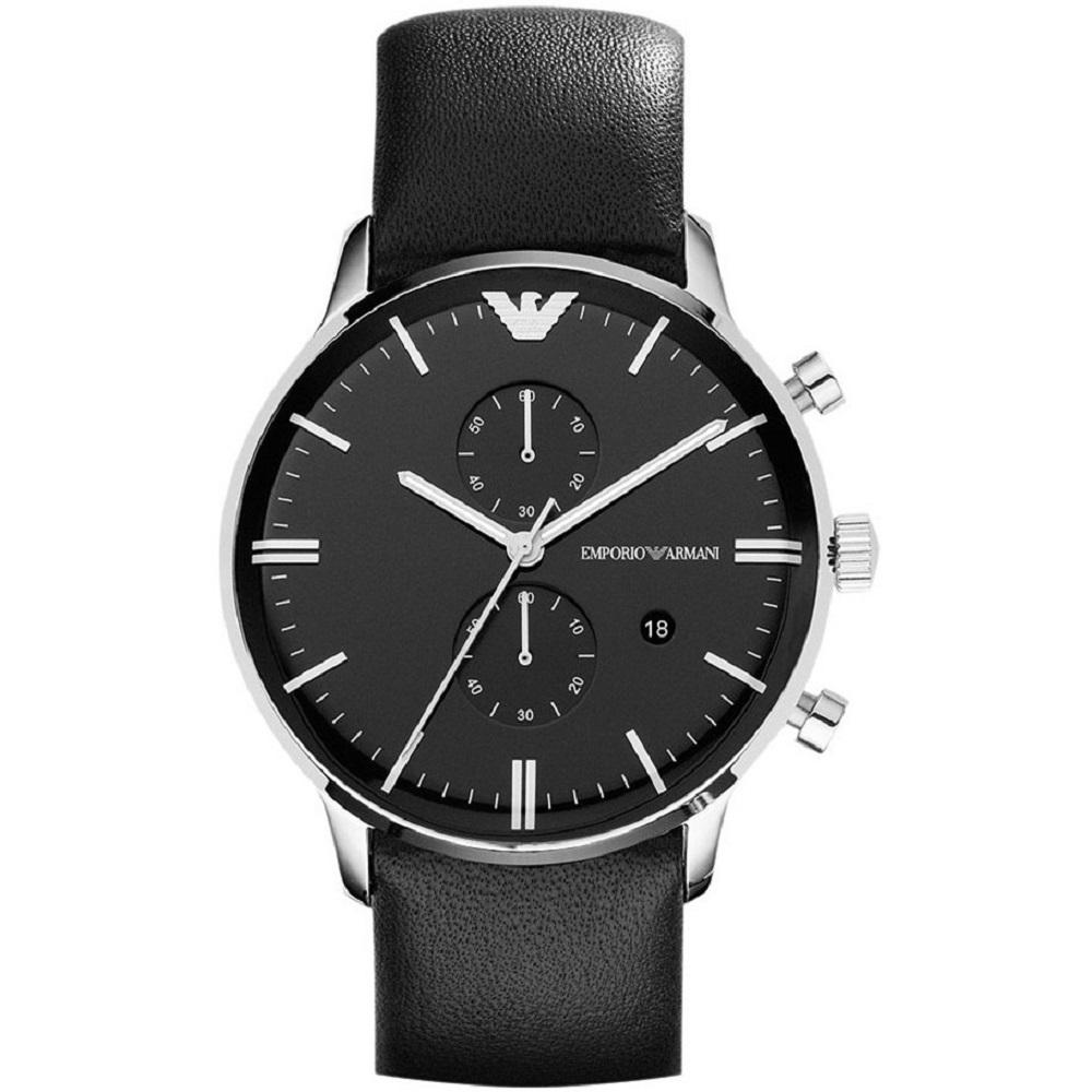 Emporio Armani Men's Chronograph Watch AR0397 - JB Watches