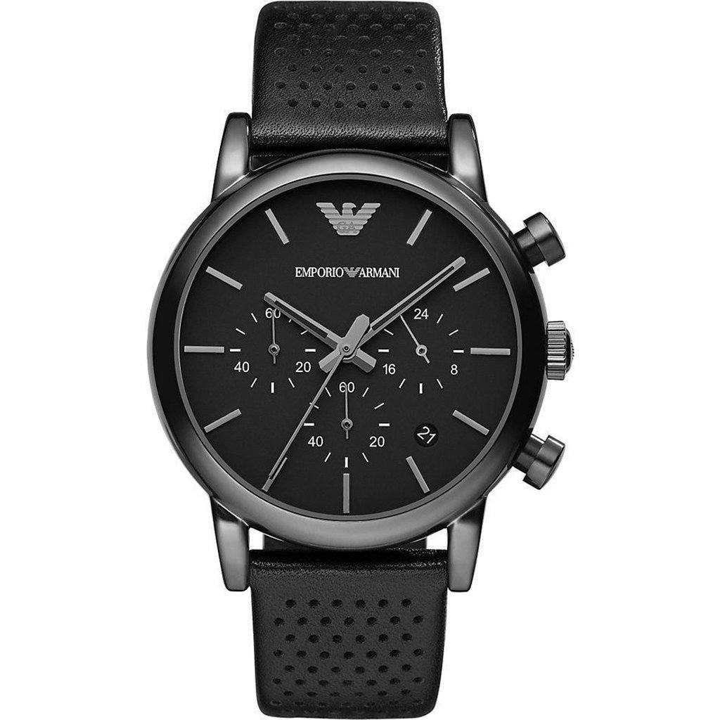 Emporio Armani Men's Chronograph Watch AR1737 - JB Watches