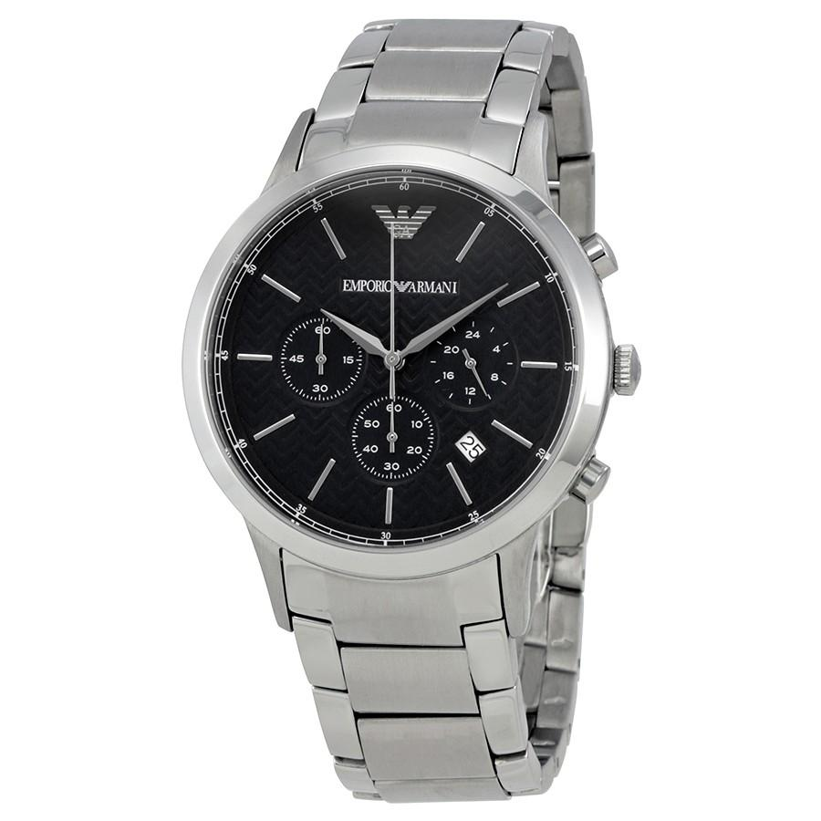 Emporio Armani Men's Chronograph Watch AR2486 - JB Watches